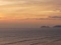 Lima Peru Sunset